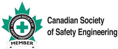 Member of the Canadian Society of Safety Engineering