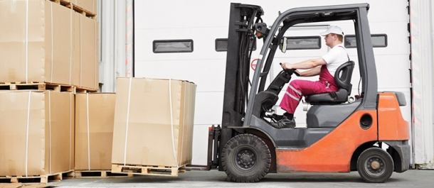lift truck content images