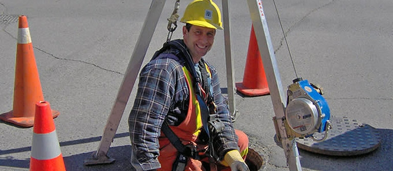 Confined Space Awareness - Level 1