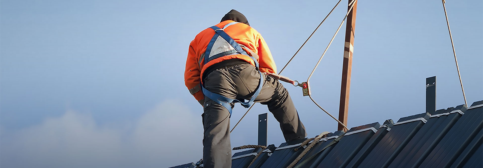 working at heights safety training · refreshers available!